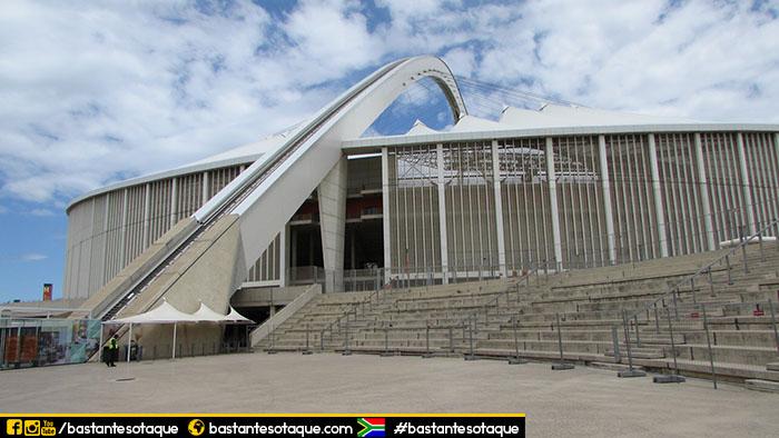 Estádio Moses Mabhida - Durban, África do Sul