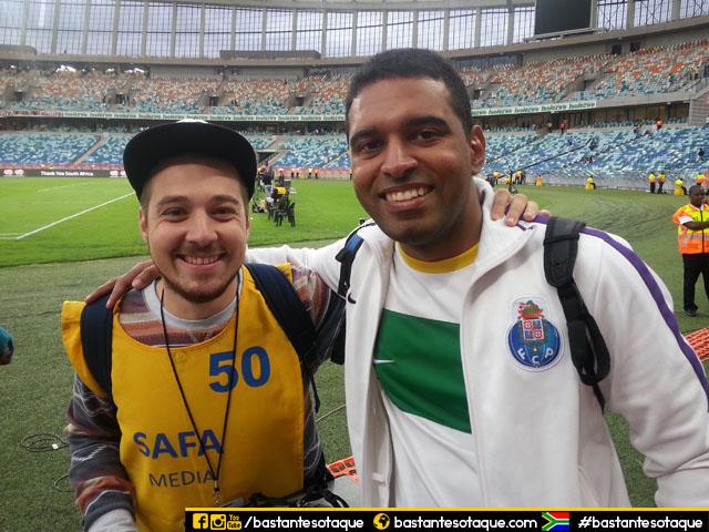 Joe Crann - Bafana Bafana - Durban