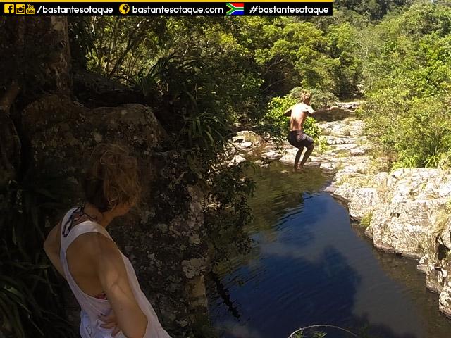 O que fazer em Port St. Johns: Bululo Waterfall