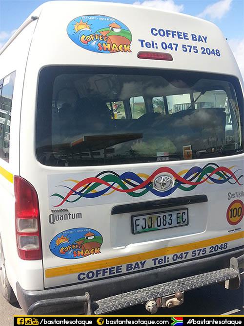 Transporte/Como chegar em Coffee Bay