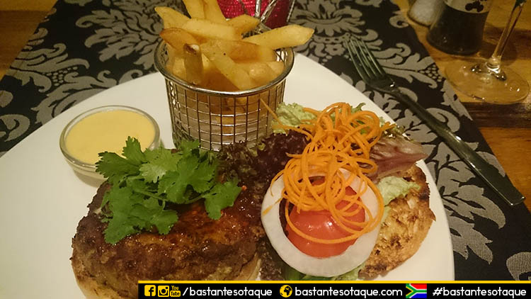 Onde comer em Mossel Bay - Cafe Gannet