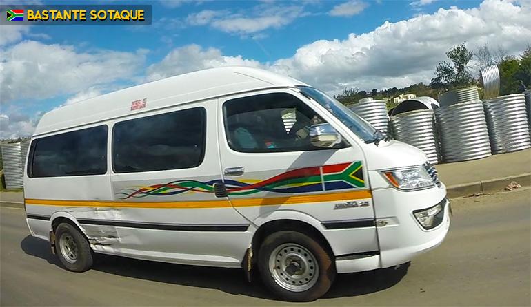 Transporte em Cape Town