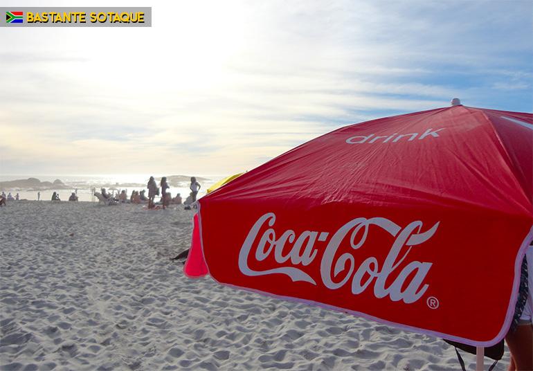 Praia de Cape Town - Camps Bay