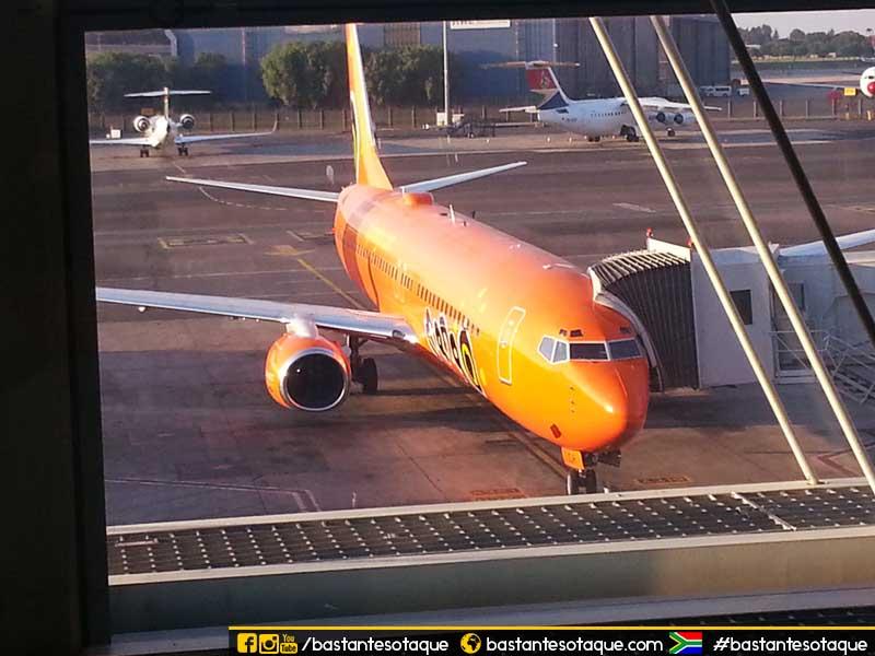 Aeroporto OR Tambo - Joanesburgo