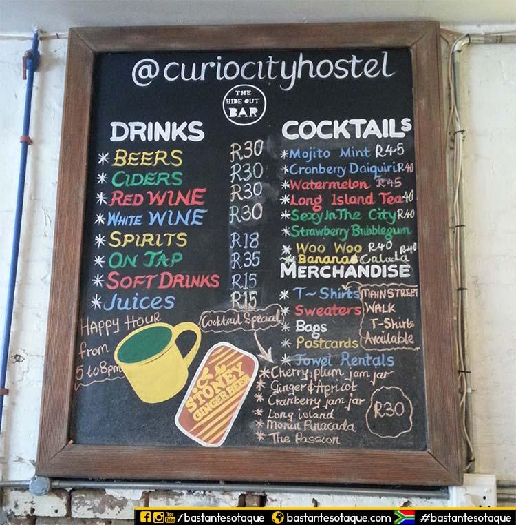 Hospedagem em Joanesburgo: Curiocity