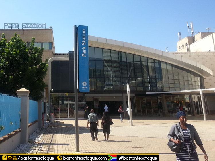 Estação Park - Joanesburgo