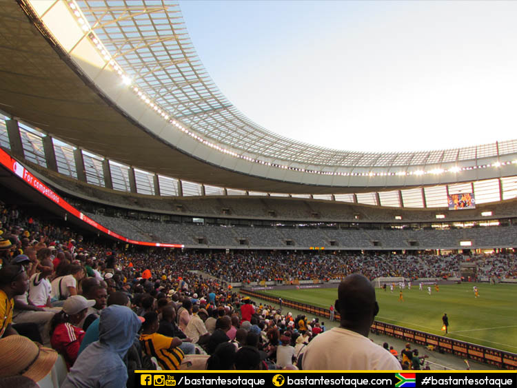 Cape Town Stadium - Estádio da Copa de 2010 - Green Point, Cape Town