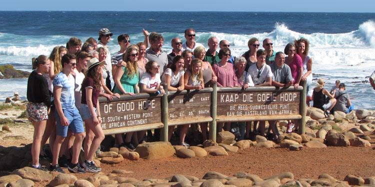 Cabo da Boa Esperança - Cape Town/Cidade do Cabo, África do Sul