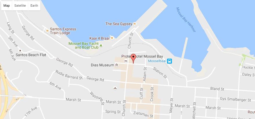 Dica de restaurante em Mossel Bay