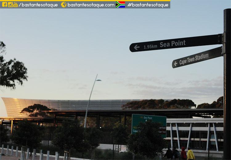 Dica de hospedagem em Green Point - Cidade do Cabo/Cape Town, África do Sul
