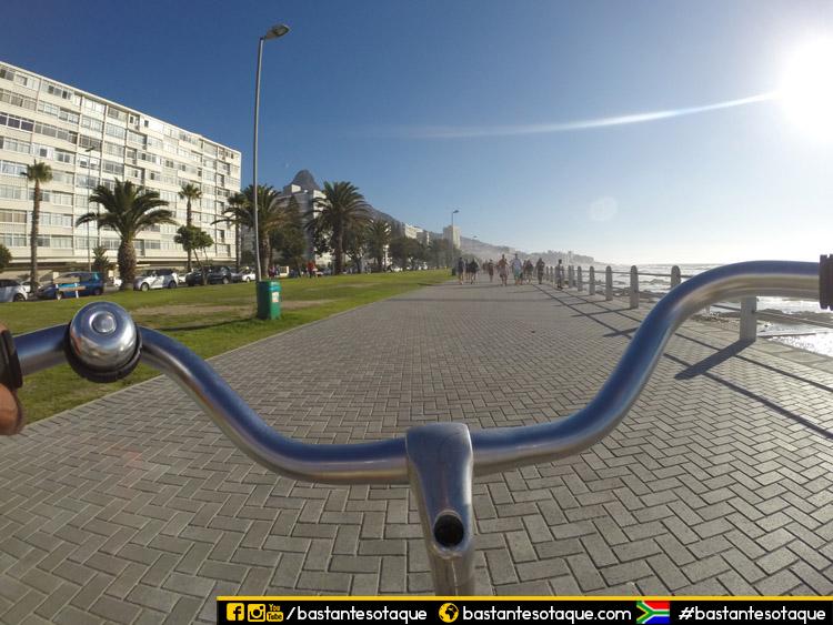 Hospedagem em Cape Town, África do Sul - Sea Point