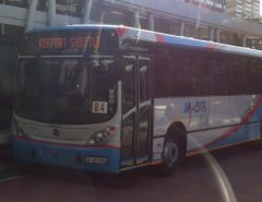 Transporte em Cape Town: Ônibus MyCiti