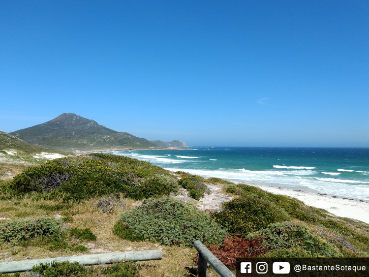 Praia de Platboom - Cidade do Cabo/Cape Town, África do Sul