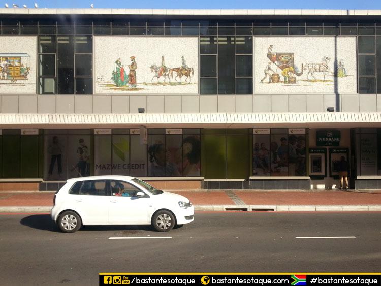 Cape Town/Cidade do Cabo: Transporte