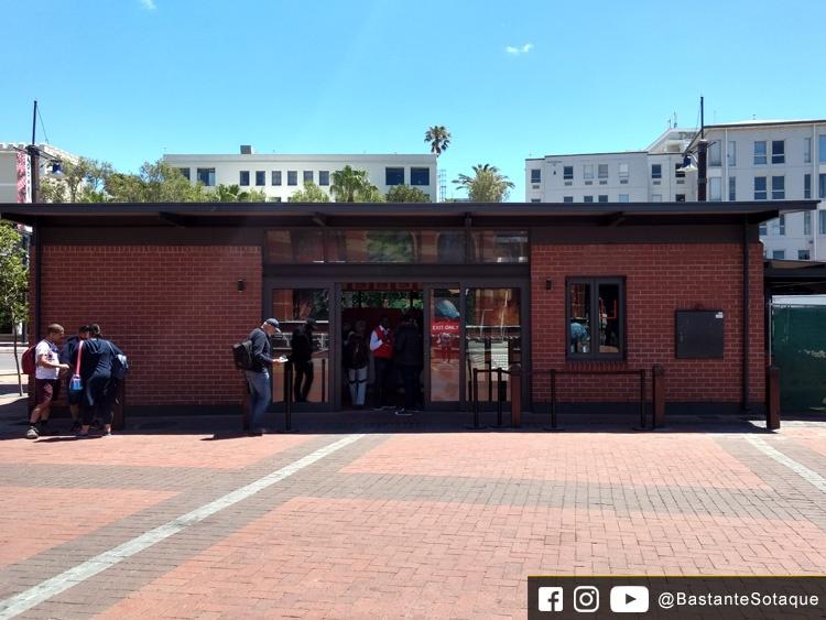 Bilheteria do Red Bus - V&A Waterfront - Cidade do Cabo/Cape Town, África do Sul