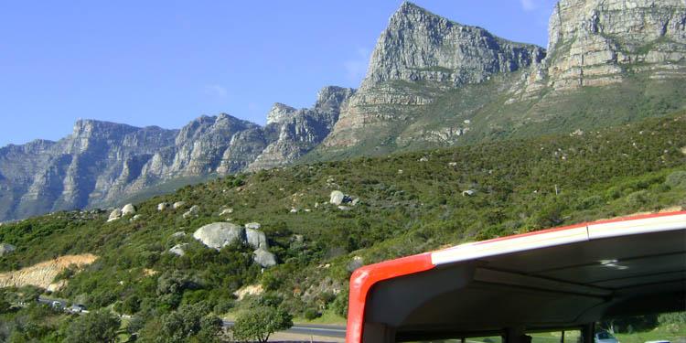 Cape Town/Cidade do Cabo: City tour do ônibus vermelho
