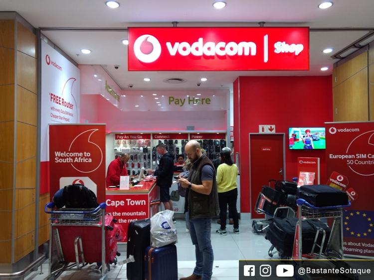 Vodacom - Cidade do Cabo/Cape Town, África do Sul