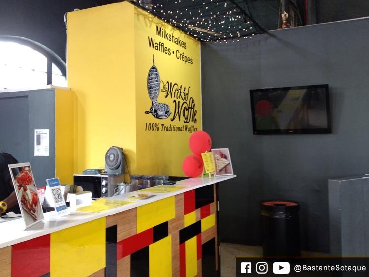 V&A Food Market- Cidade do Cabo/Cape Town, África do Sul