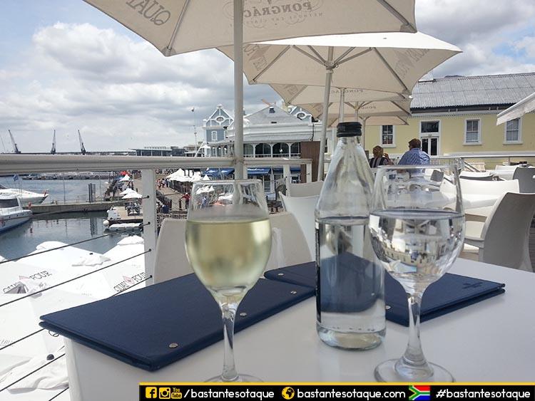 Restaurante Quay Four - V&A WAterfront