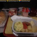 Como se virar no voo da South African Airways