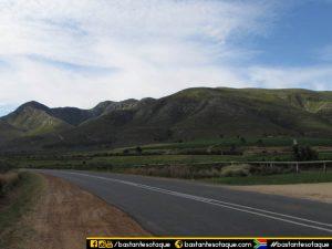 Rota cênica - R44 - África do Sul