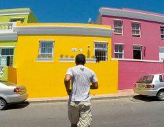 Residência estudantil - Host family - Cape Town