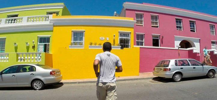 Dicas de Cape Town - Residência estudantil - Host family