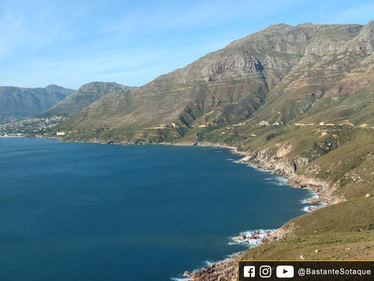 Chapman's Peak Drive - Cidade do Cabo/Cape Town, África do Sul
