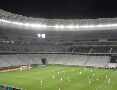 Cape Town Stadium: casa do Cape Town City