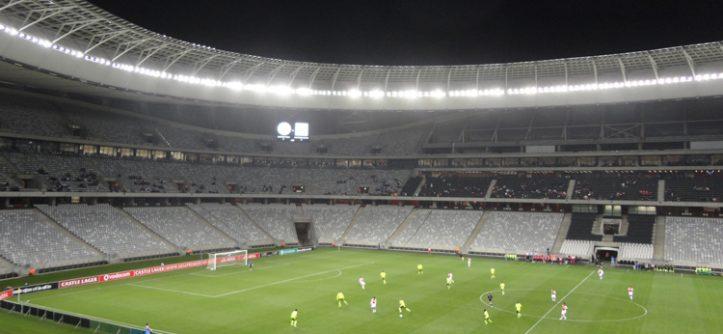 Cape Town Stadium e a Copa que não acabou