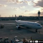 Embarque da SAA - Aeroporto de Guarulhos