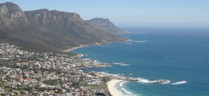 Intercâmbio em Cape Town