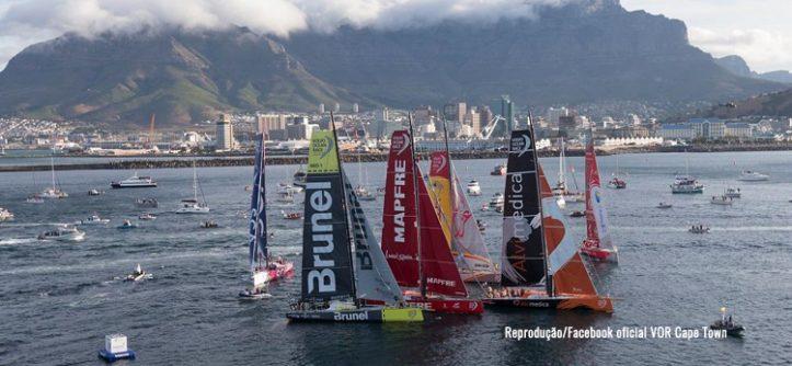 Volvo Ocean Race - Cidade do Cabo, África do Sul