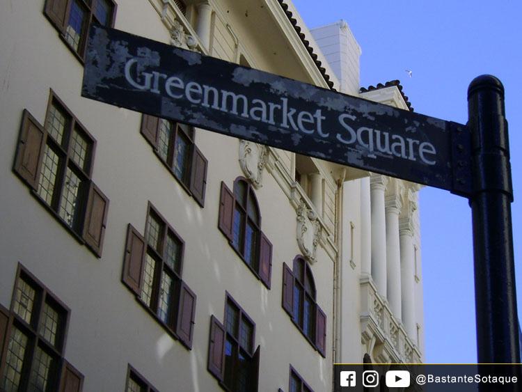 Greenmarket Square - Cidade do Cabo/Cape Town, África do Sul