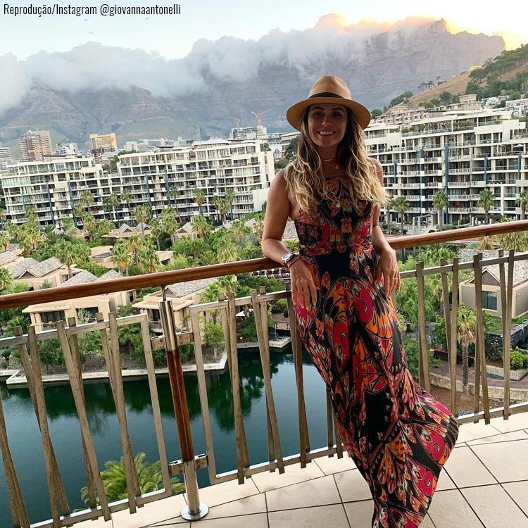 Giovanna Antonelli - One&Only Cape Town, África do Sul