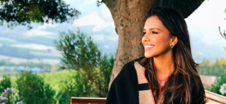 Celebridades: Mariana Rios na África do Sul, janeiro/2018