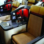 South African Airways (SAA) - Classe executiva
