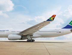Passagens South African Airways