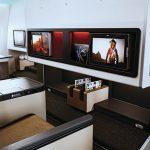 South African Airways (SAA) - Classe executiva