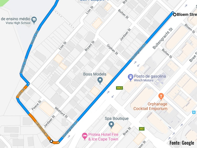 Noon Gun - Cidade do Cabo/Cape Town, África do Sul