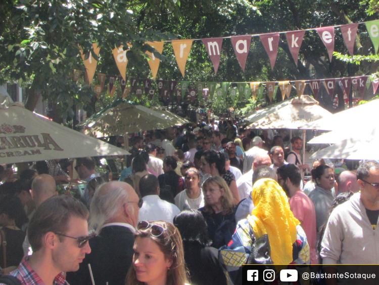 Earth Fair Food Market - Cidade do Cabo/Cape Town, África do Sul