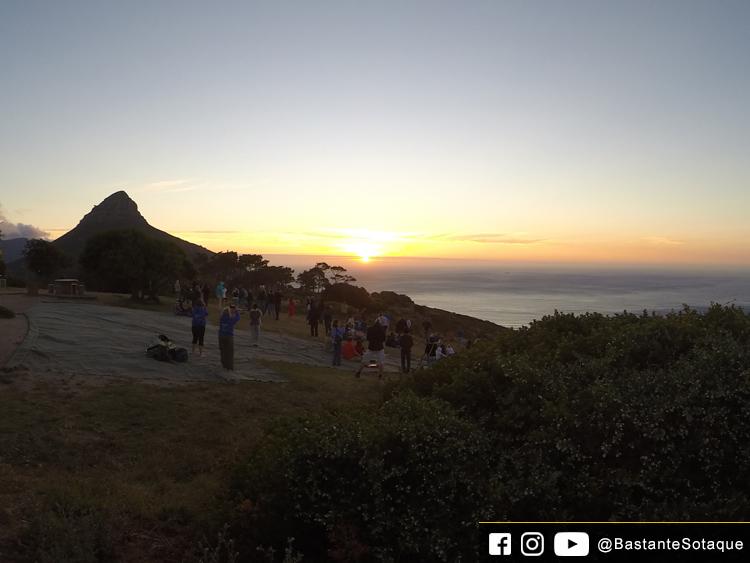 Signal Hill - Cidade do Cabo/Cape Town, África do Sul