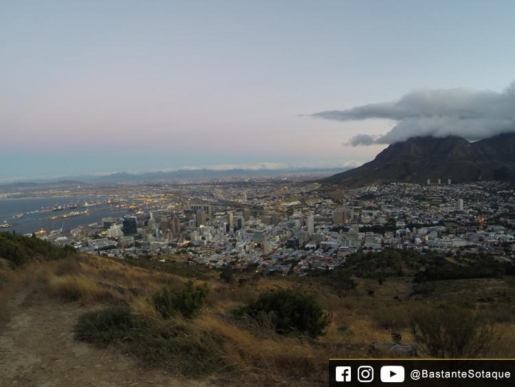 Signal Hill e o Centro - Cidade do Cabo/Cape Town, África do Sul