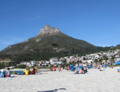 Camps Bay - Cidade do Cabo/Cape Town, África do Sul