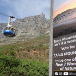 Table Mountain - Cidade do Cabo/Cape Town, África do Sul