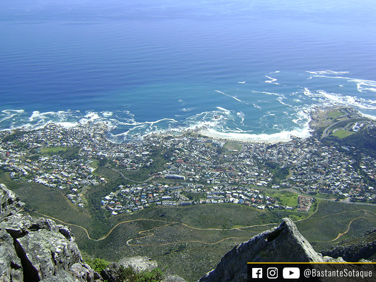 Table Mountain - Cidade do Cabo/Cape Town, África do Sul