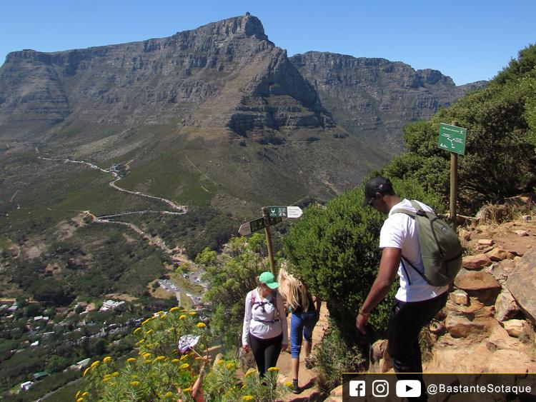 Lion's Head - Cidade do Cabo/Cape Town, África do Sul