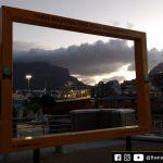 V&A Waterfront - Silo District - Moldura amarela - Cidade do Cabo/Cape Town, África do Sul