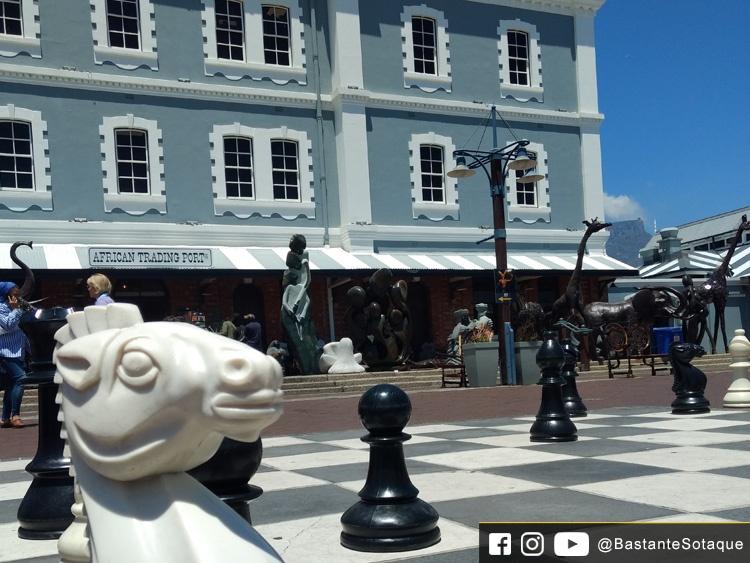 V&A Waterfront - Cidade do Cabo/Cape Town, África do Sul