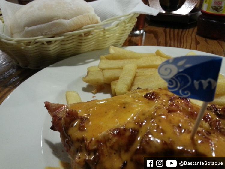 Restaurante Nando's (Kloof St) - Cidade do Cabo/Cape Town, África do Sul